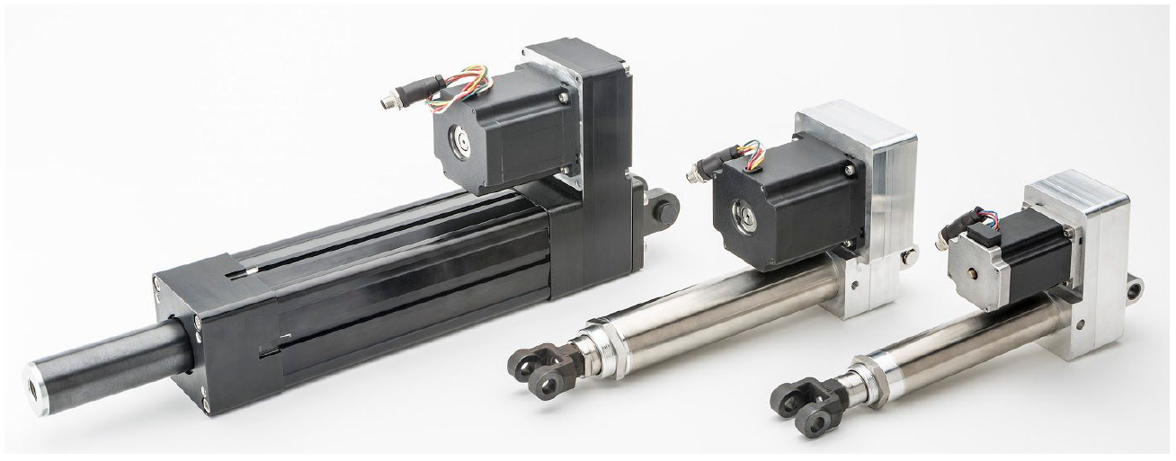 Reverse Parallel Mount Actuator