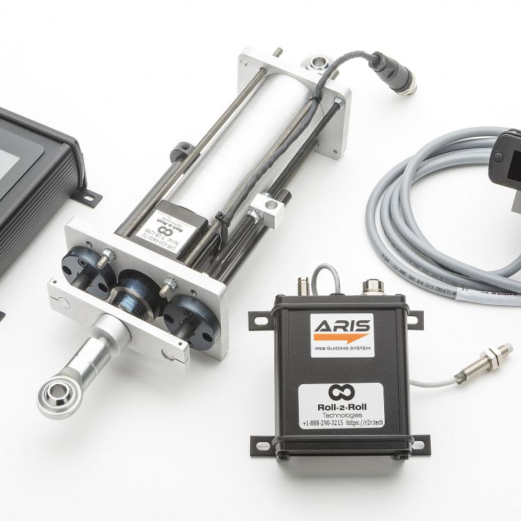Retrofit kit includes the controller, motor driver, sensor and the actuator assembly